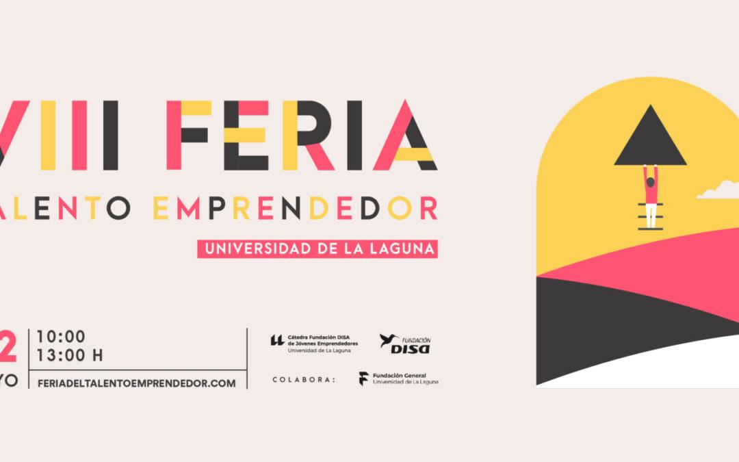 EVENTO – KMS VERDES participa en la VIII Feria Talento Emprendedor de la Universidad de La Laguna.